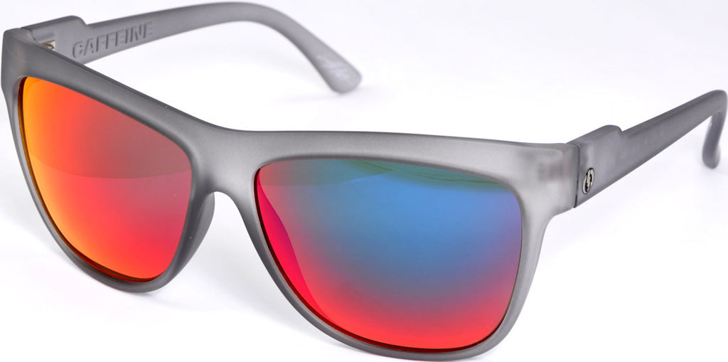 Electric Visual Caffeine Womens Sunglasses - Grey