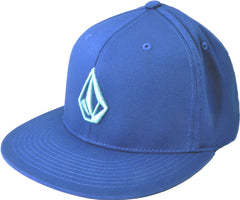Volcom The Stone Jfit Hat - Blue - Mens Hat