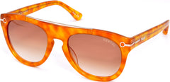 Vestal De Luna Sunglasses - Honey Tortoise/Light Brown