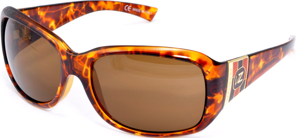 Von Zipper Banshee Womens Sunglasses - Animal Print