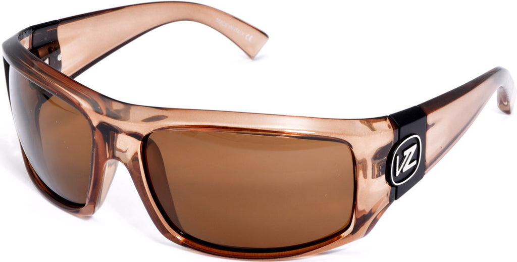 Von Zipper Clutch Mens Sunglasses - Brown