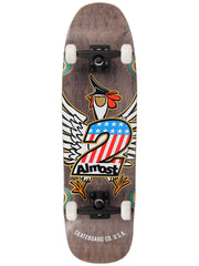 Almost No. 2 Cruiser Complete Skateboard - 31 - Black