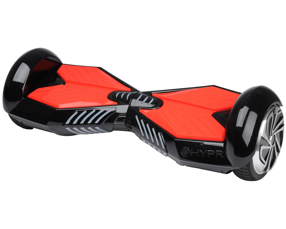 Hypr X-Series Hoverboard - Black/Red