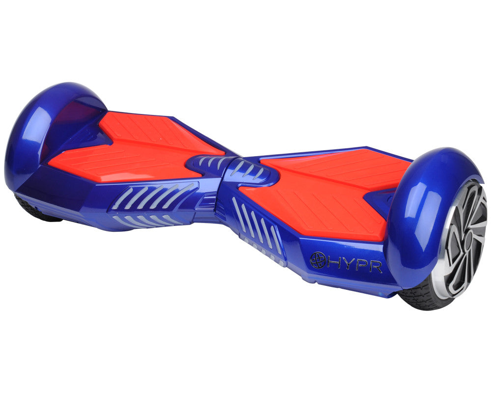 Hypr X-Series Hoverboard - Blue/Red