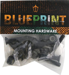 Blueprint Shapeshift Allen Skateboard Mounting Hardware - 1""