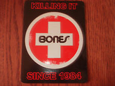 Bones Swill Killing It Since 1984 Dealer Sticker