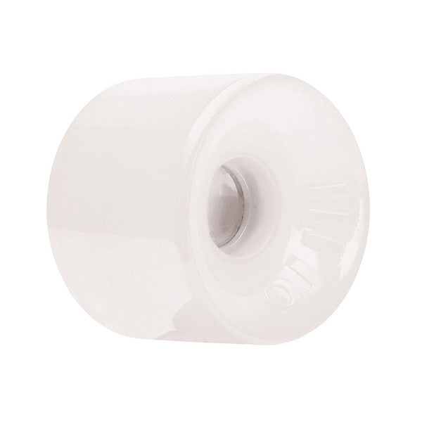 OJ Hot Juice Mini Skateboard Wheels 55mm 78a - White (Set of 4)