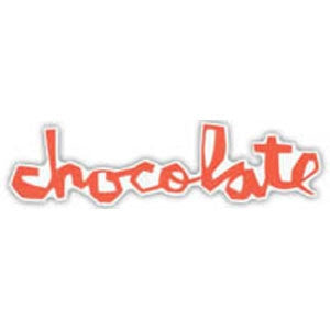 Chocolate Chunk Assorted Stickers - Large