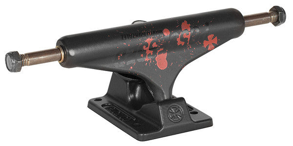 Independent 149 Stage 11 Gonzalez SOTY LTD Standard Skateboard Trucks - Black/Black - 150mm (Set of 2)