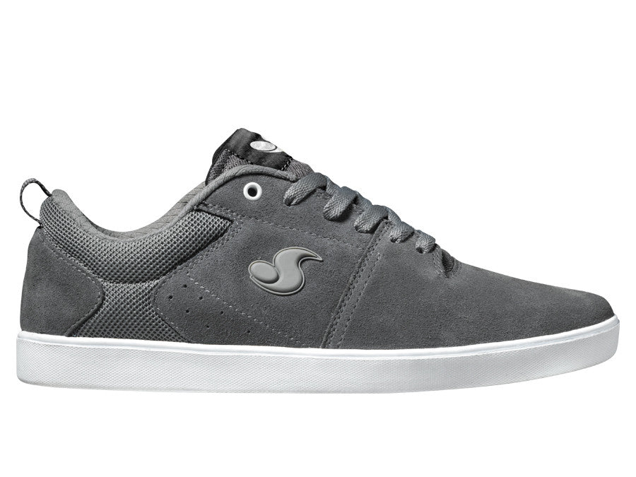 DVS Nica - Grey Suede 020 - Skateboard Shoes