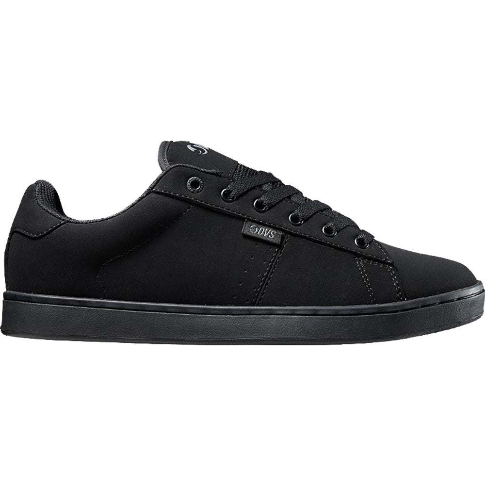 DVS Revival 2 Men's Skateboard Shoes - Black/Black Leather 004