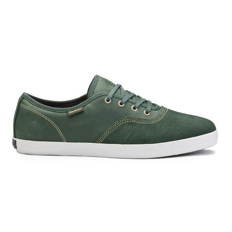 Habitat Expo Dela Men's Skateboard Shoes - Forest