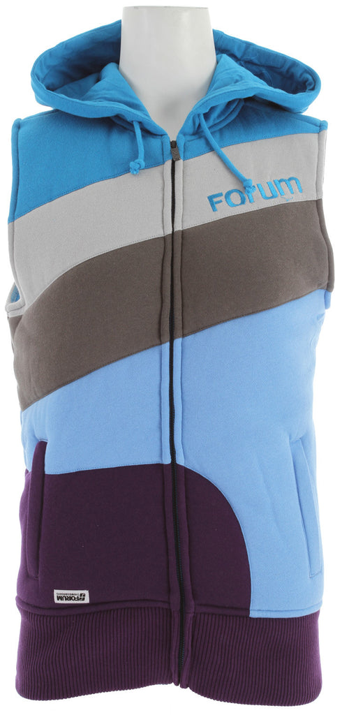 Forum Cosmo Women's Sweatshirt - Aurora Blue