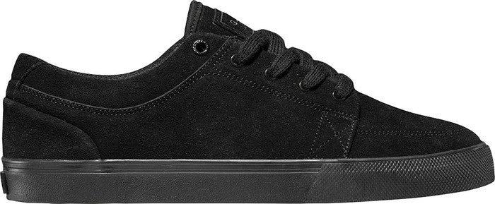 Globe GS - Black Suede - Mens Skateboard Shoes