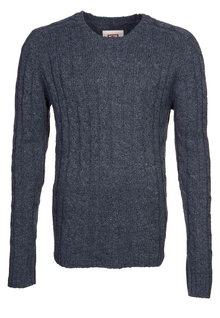 Globe County Crew Men's Sweater - Black