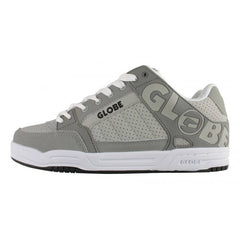 Globe Tilt Skateboard Shoes - Grey/Grey/White