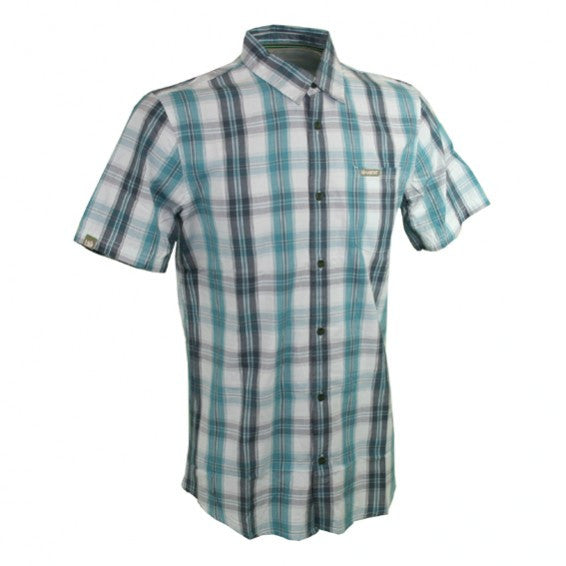 Habitat Larix Men's Collared Shirt - Blue