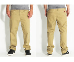 Habitat Men's Utility Chino Pants - Wheat