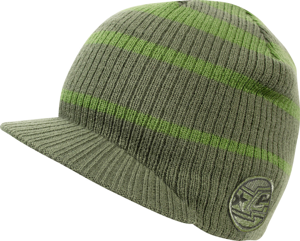Planet Eclipse 2013 Tide Visor Beanie - Olive