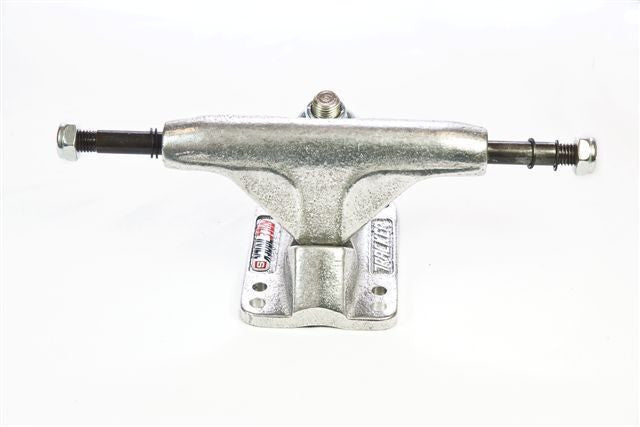 Tracker Racetrack S Skateboard Trucks - 106mm - Silver/Silver (Set of 2)