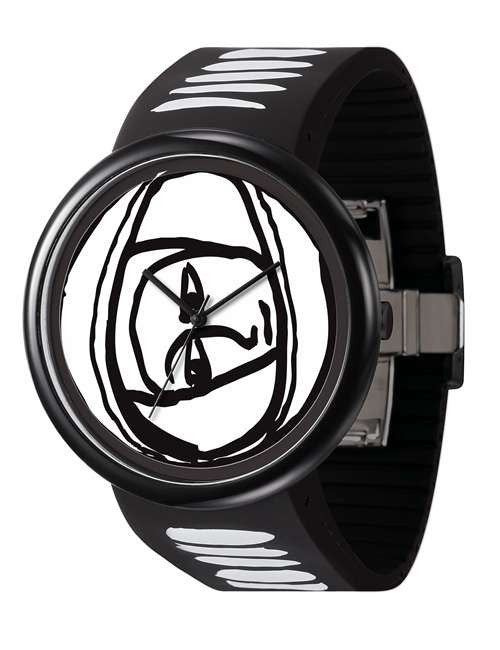 JCDC Time Gallery Watch - Black