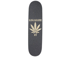 Jessup Custom Laser Cut Skateboard Griptape - Legalize It (1 Sheet)