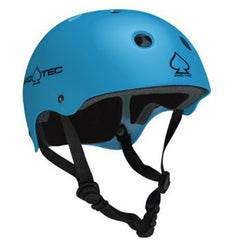Pro-Tec The Classic Skateboard Helmet - Matte Blue