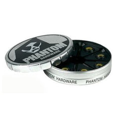 Phantom Phillips Hardware - 1.25in - Skateboard Mounting Hardware