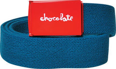Chocolate Scout - Blue/Red - Men's Belt