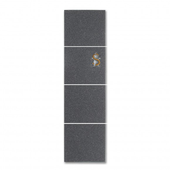 Grizzly Sheckler 9in x 8.25in - Skateboard Griptape (4 Sheets)