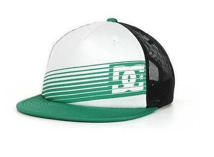 DC Tear Snapback - Emerald - Men's Snapback Hat