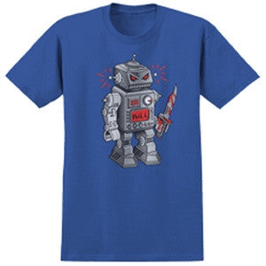Real Killbot S/S - Royal Blue - Men's T-Shirt