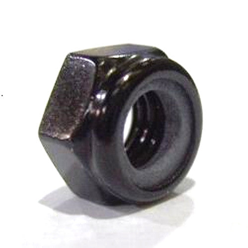Thunder Axle Nut - Black