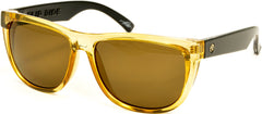 Electric Visual Flipside Mens Sunglasses - Gold
