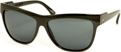 Electric Visual Caffeine Womens Sunglasses - Black