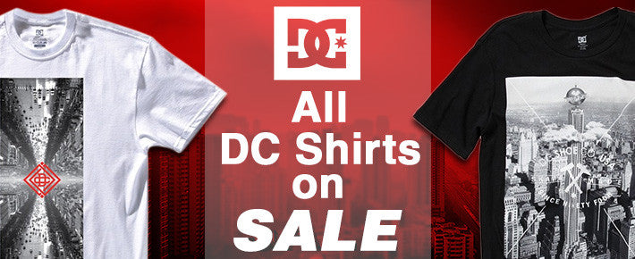 DC Shirts on Sale