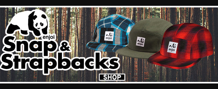 Enjoi Hats on Sale