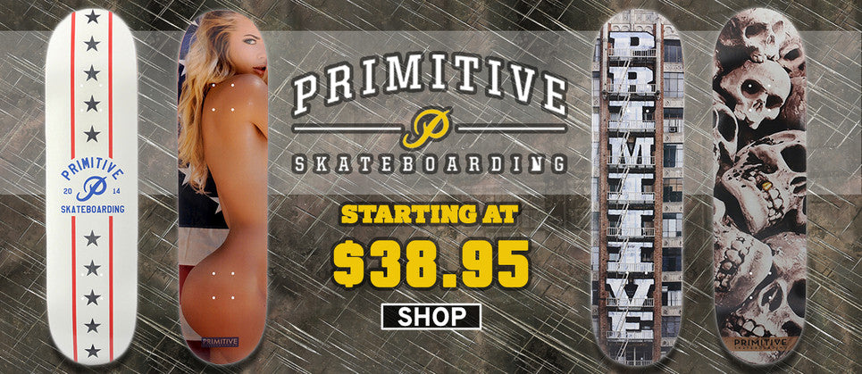 Cheap Primitive Decks