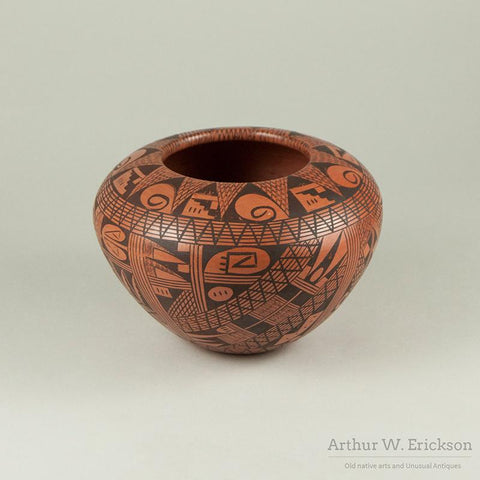American Indian Arts - Southwest Pottery