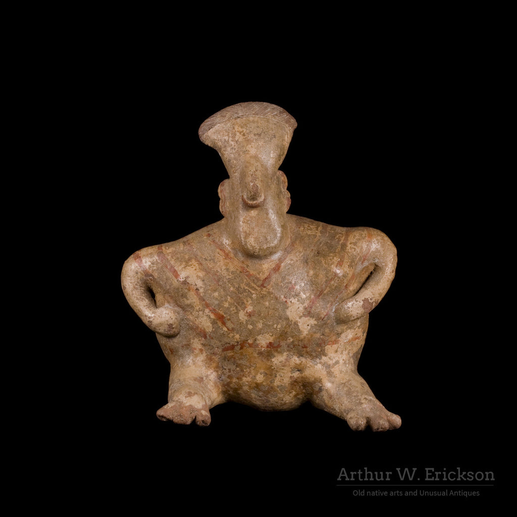 Nayarit Female Figure - Arthur W. Erickson - 1