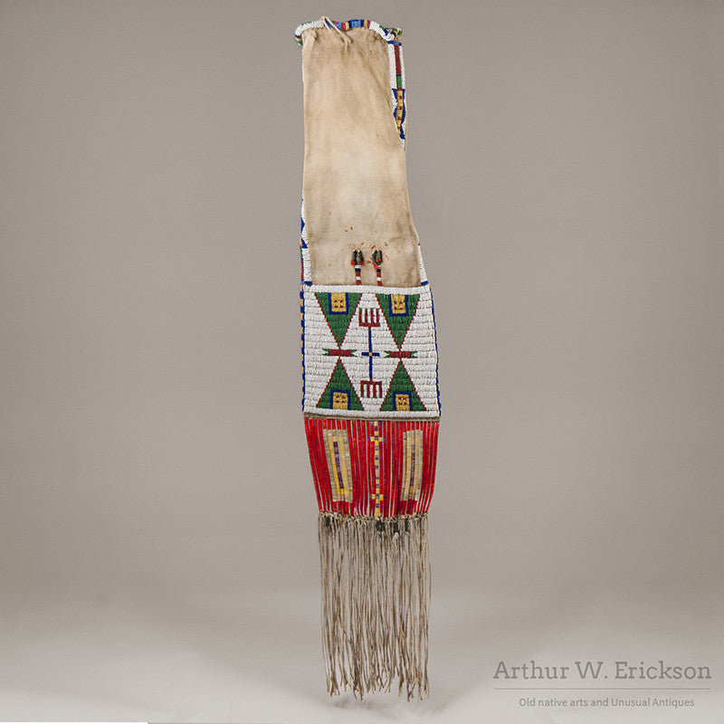 Sioux Pipe Bag - Arthur W. Erickson - 1