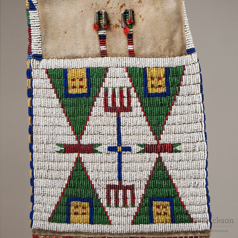 Sioux Pipe Bag - Arthur W. Erickson - 4