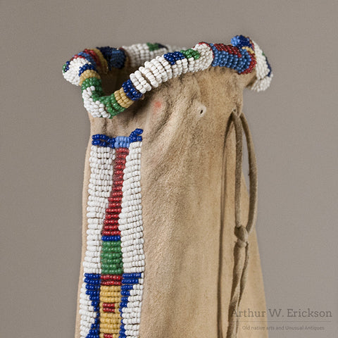 Sioux Pipe Bag - Arthur W. Erickson - 8