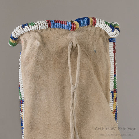 Sioux Pipe Bag - Arthur W. Erickson - 9