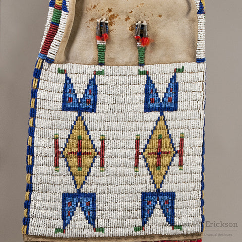 Sioux Pipe Bag - Arthur W. Erickson - 5