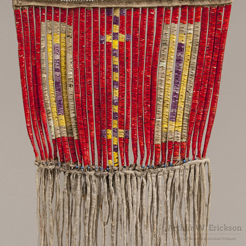 Sioux Pipe Bag - Arthur W. Erickson - 6