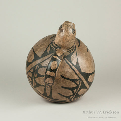 19th C Cochiti Bird Pitcher