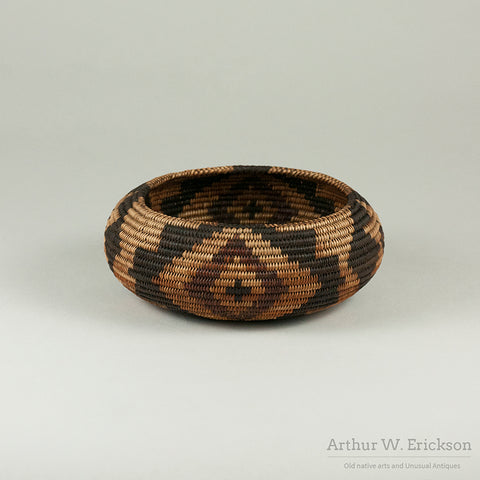 19th Century Maidu Basket