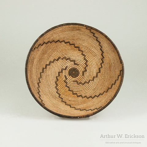 Apache Basketry Plate