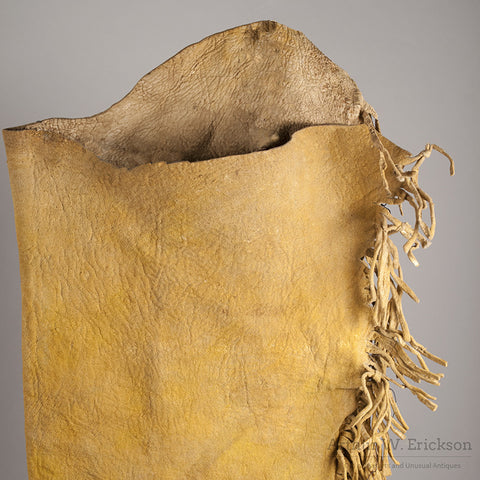 Blackfoot Panel Leggings c. 1870 - Arthur W. Erickson - 8